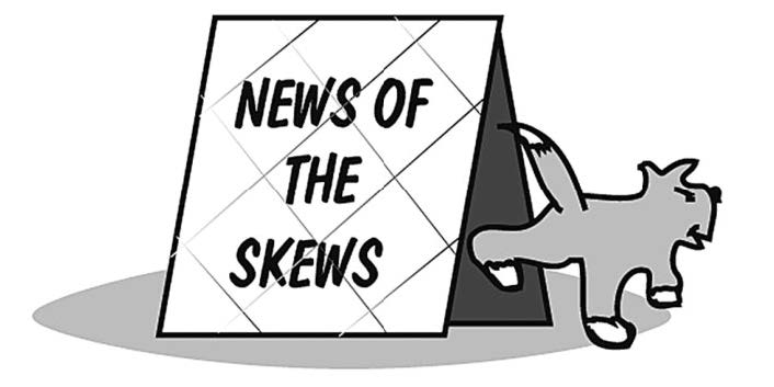 News Of The Skews