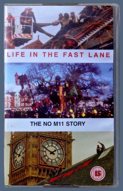 Life In The Fast Lane - the M11 movie by Neil Goodwin and Mayyasa Al-Malazi