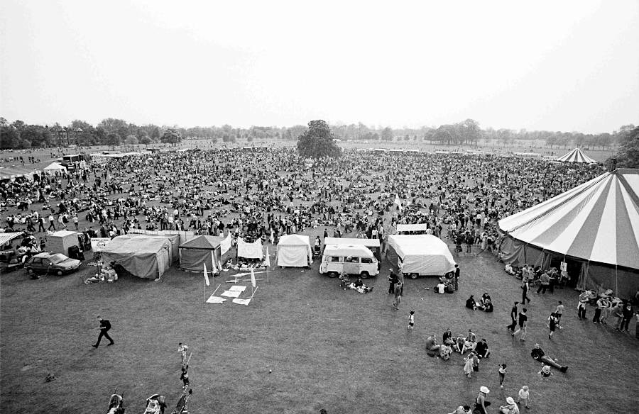 Cannabis Day, Clapham Common, May 1st 1999